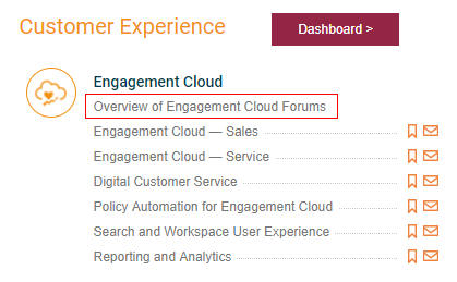 Posts   Oracle Cloud Customer Connect